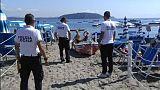 Ischia, rimosse barche abbandonate