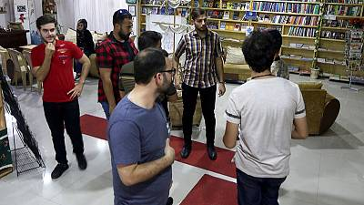 Kirkuk bookshop uses English to promote peace in divided Iraqi city