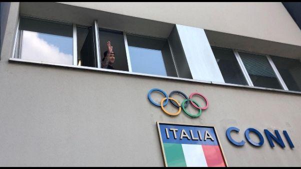 In Emilia Romagna 'Olimpiadi' under 14