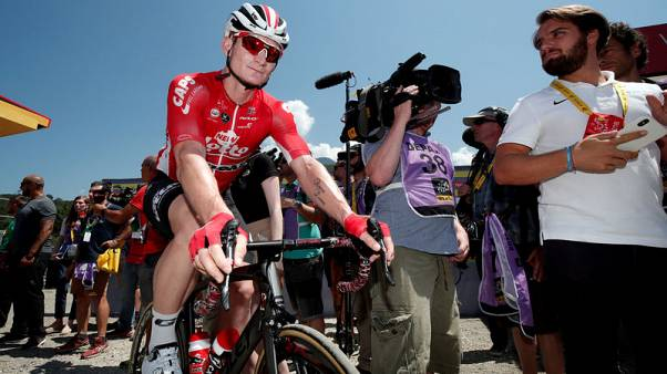 Greipel claims second stage win on Tour of Britain