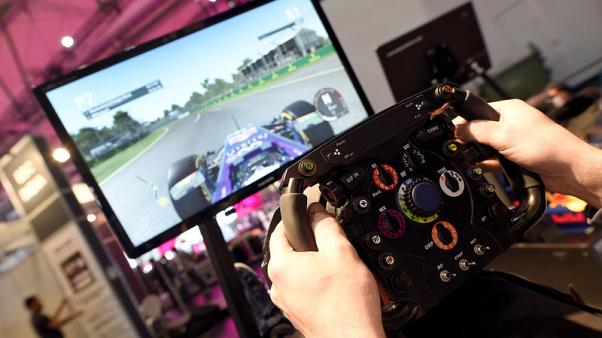 Formula One sees esports as an Olympic opportunity