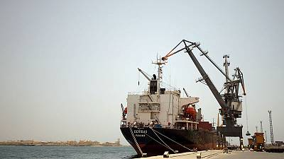 Ship docks, road upgrade planned as Eritrea, Ethiopia ties strengthen