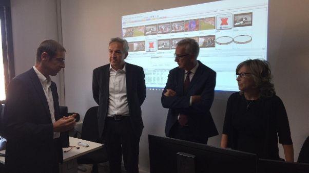 A Cagliari lab digitale all'avanguardia