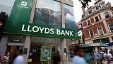 بنك لويدز البريطاني يلغي 380 وظيفة، لكنه ينشيء 435 وظيفة جديدة
