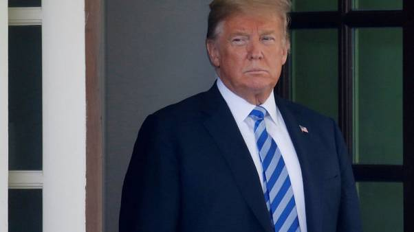 Trump not concerned with meeting Rouhani, says Iran in 'turmoil'