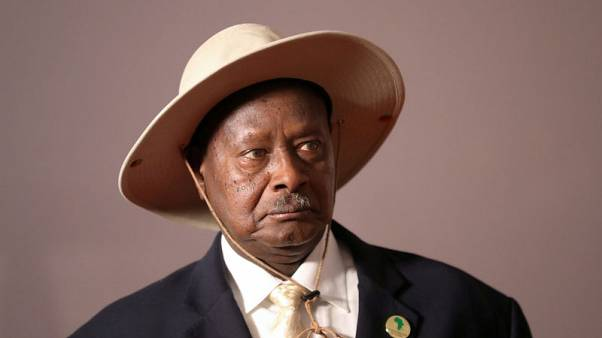 Ugandan lawmakers appeal law allowing Museveni re-election bid