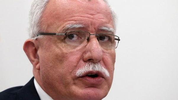 Palestinian FM pushed new Paraguay leader to reverse embassy move - Palestinian ministry