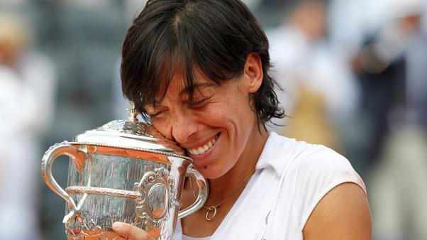 Former French Open champion Schiavone calls time on career