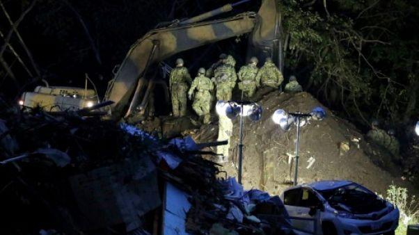 Séisme au Japon: le bilan monte à 35 morts