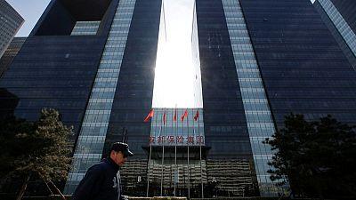 JPMorgan picked to run sale of Anbang' Dutch insurer Vivat - sources