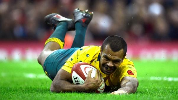 Beale replaces Foley at flyhalf for South Africa clash