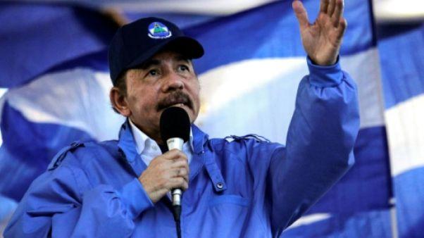 """Ortega avertit les Etats Unis de """"ne pas chercher le Nicaragua"""""""