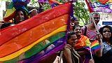 """""""Je ne suis plus un criminel"""": dépénalisation historique de l'homosexualité en Inde"""