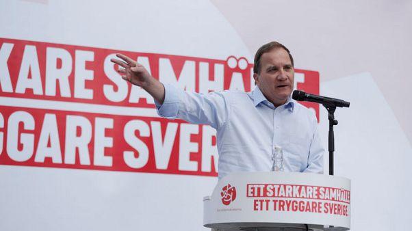 Deadlock looms as Swedish election nears
