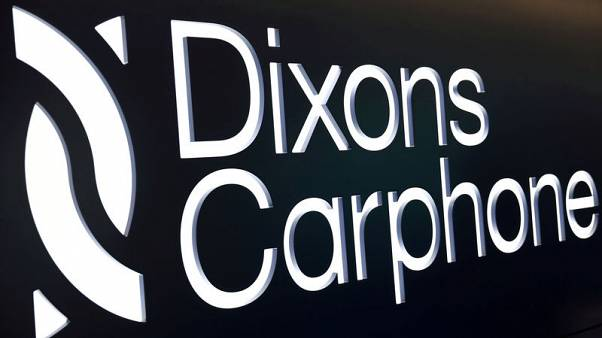 Dixons Carphone begins slow road to recovery, says on track for targets