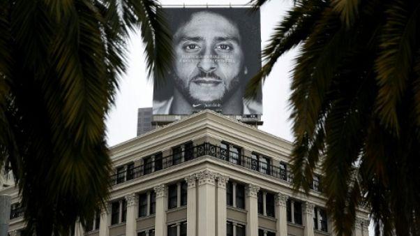 USA: Donald Trump attaque Nike pour sa publicité avec Kaepernick