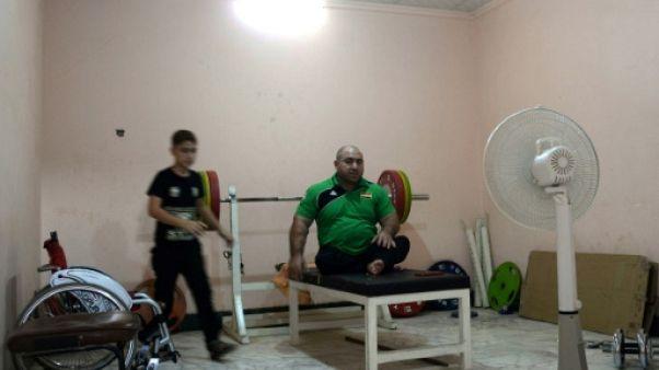 Faris et Thaer, privés des JO de Rio par l'EI, de retour dans la course aux médailles
