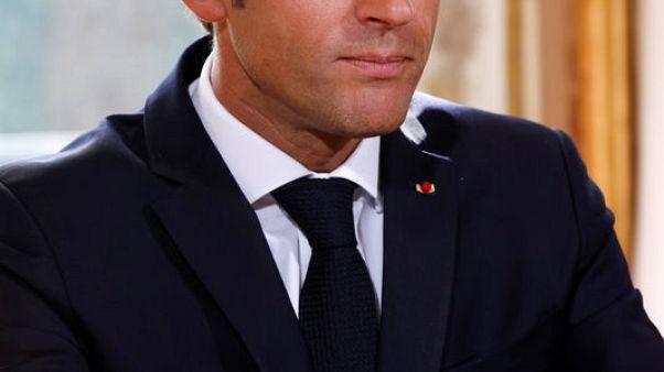 استطلاع: انخفاض قياسي لشعبية الرئيس الفرنسي ماكرون