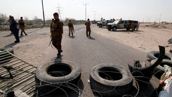 Main Iraqi port closed as one dies, dozens injured in fourth day of Basra protests