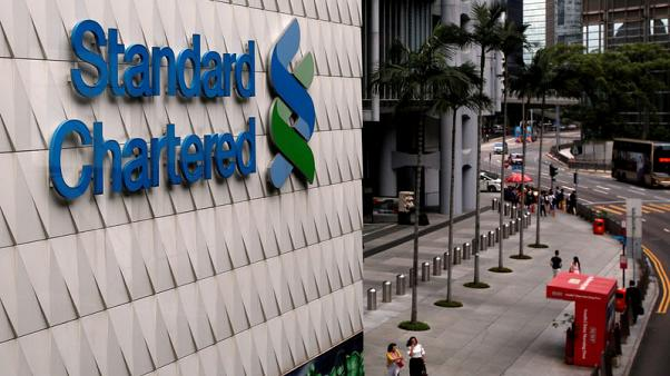 StanChart names David Whiteing group chief operating officer