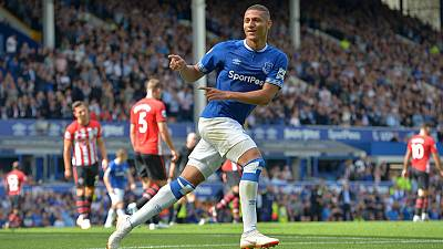 Rivaldo excited by Richarlison's fast start at Everton