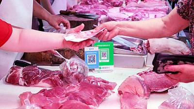 China's vast pig market in lockdown as African swine fever spreads