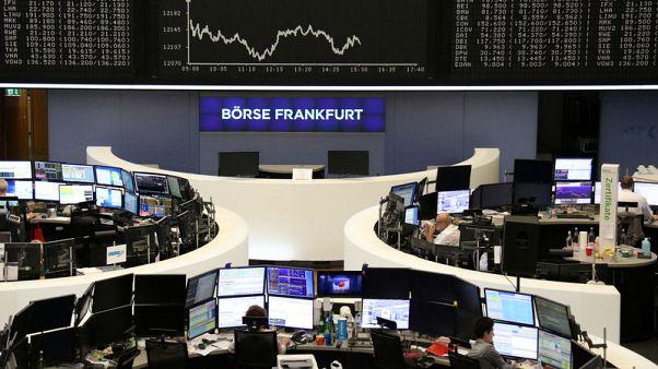 أسهم أوروبا تتراجع لأدنى مستوى في 5 أشهر بفعل مخاوف تجارية