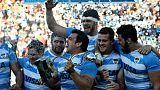 Rugby Championship: l'Argentine effectue 4 changements pour affronter les Blacks