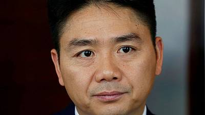 JD.com investors spooked by 'key man risk' after CEO accused of rape