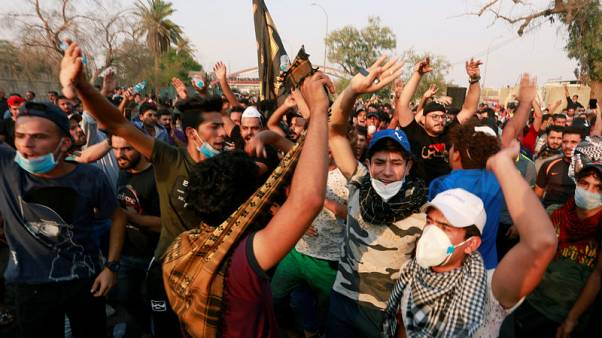 السلطات العراقية تفرض حظر تجول في البصرة لمواجهة الاحتجاجات