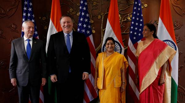 """U.S., India in """"very detailed"""" talks about halting Iran oil imports - State Dept official"""
