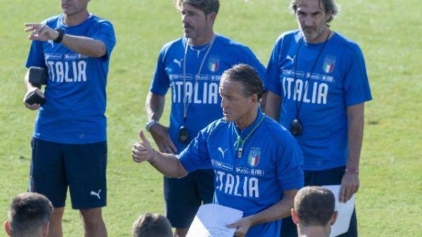 Snai: Nations League, l'Italia riparte