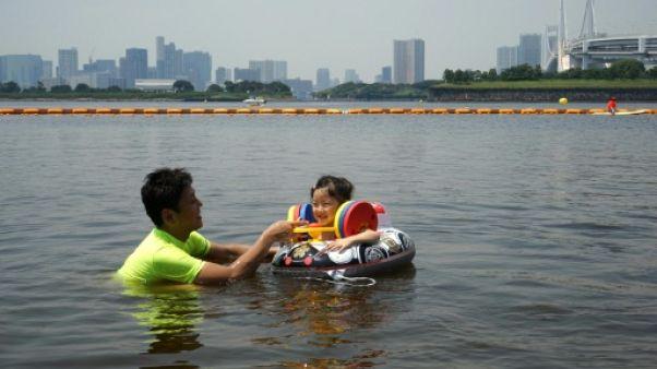 JO-2020: Tokyo veut retrouver ses plages, un enjeu olympique