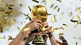 Bleus: la Coupe du monde célébrée dimanche après les Pays-Bas
