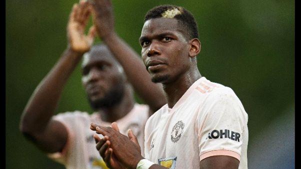 Pogba 'oggi a United, in futuro chissà'