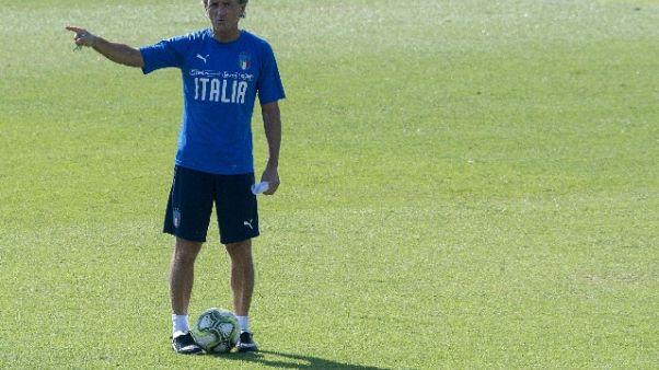 Mancini,con Polonia ripartiamo dal 4-3-3