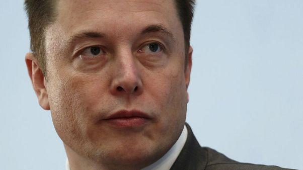 Lawsuit says Tesla, Elon Musk sought to 'burn' short-sellers