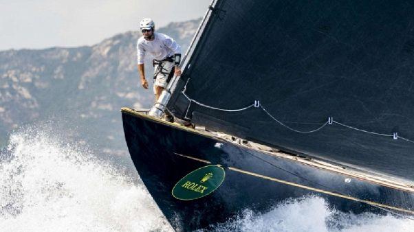 Vela:4/a giornata Maxi Yacht Rolex Cup