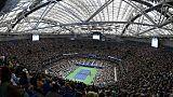US Open: les demi-finales dames toit fermé