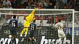 Ligue des nations: les Bleus étrennent leur deuxième étoile avec un nul (0-0) en Allemagne
