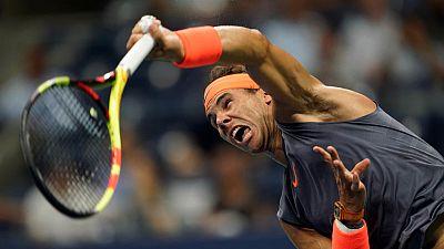 Nadal, Djokovic one win from renewing rivalry in New York