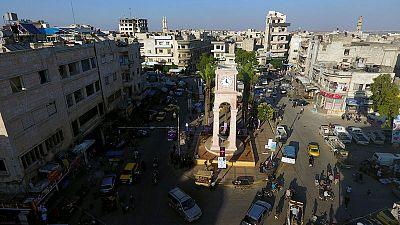 U.S. has seen evidence of Syria preparing chemical weapons in Idlib - envoy