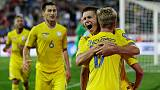 Ukraine beat Czechs with last-gasp goal in Nations League