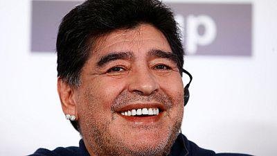 Maradona named coach of Mexican club Dorados