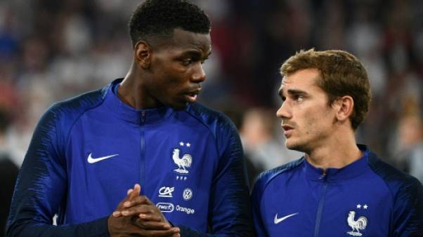 """France: le Ballon d'Or? """"Qu'ils continuent à faire ce qu'ils font"""", dit Pogba"""