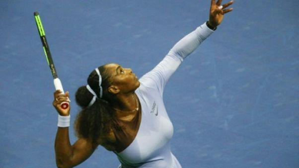 US Open - Serena Williams en finale, y visera un 24e titre record