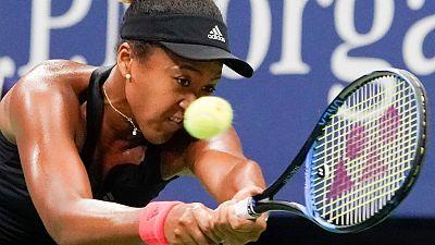 Osaka storms past Keys to reach first Grand Slam final