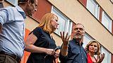 Suède: ultimes flèches de campagne avant des législatives incertaines