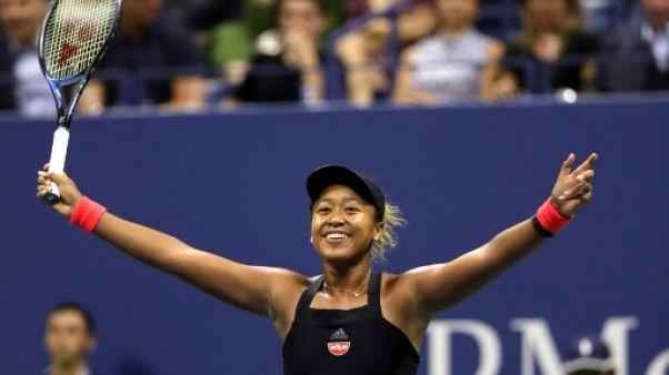 US Open: première finale pour Osaka, qui défiera Serena