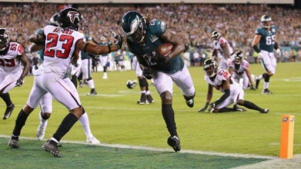 NFL: Philadelphie lance la saison sans polémique